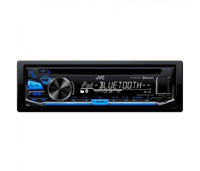 JVC KD-R871BT CD Bluetooth USB AUX iPhone iPod Android Control