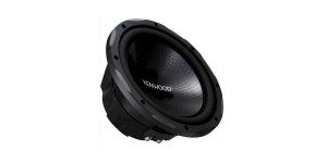 "Kenwood KFC-W3013 12"" subwoofer pack with Kenwood KAC-6203 and enclsoure"