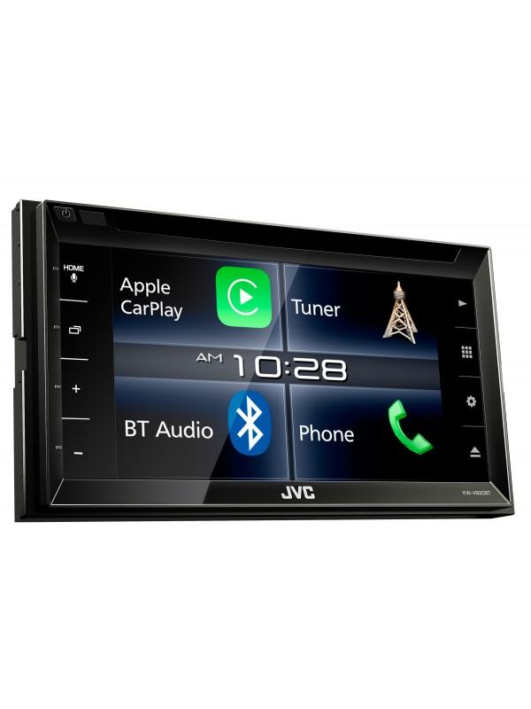 jvc kw v820bt touch screen dvd apple carplay bluetooth recieve. Black Bedroom Furniture Sets. Home Design Ideas