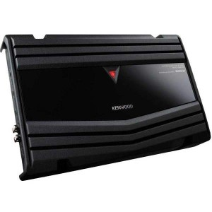 Kenwood KAC-640 640W 4 Channel Amplifier