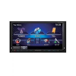 "Kenwood DDX-6023BT 7"" Double Din Multimedia Center"