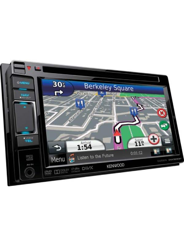 kenwood dnx 5230bt 6 1 double din navigation system. Black Bedroom Furniture Sets. Home Design Ideas
