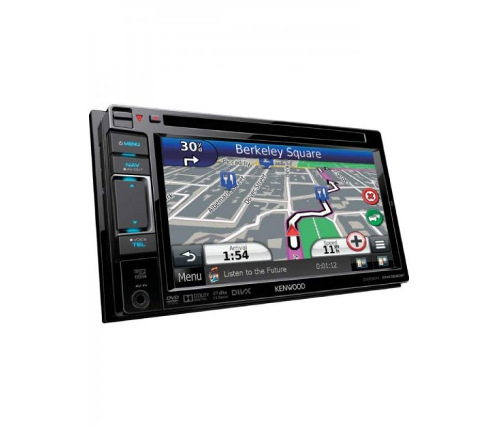 "Kenwood DNX-5230BT 6.1"" Double Din Navigation System"
