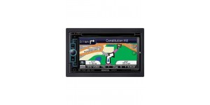 "Kenwood DNX-5260BT 6.1"" Double Din Navigation System"