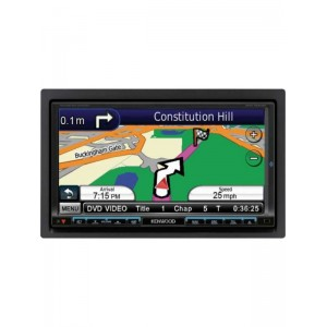 "Kenwood DNX-7240BT 7"" Double Din Navigation System"