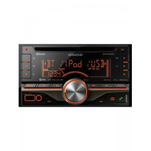 Kenwood DPX-405BT CD/MP3 Double din Head unit with bluetooth