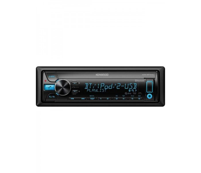 Kenwood KDC-BT44U CD/MP3 Head unit with BLuetooth