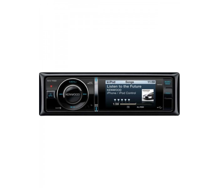 Kenwood KIV-700 CD/MP3 ipod Head unit