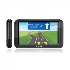 "MIO M416LM 4.3"" Sat Nav UK & Western Europe"
