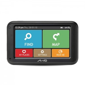 "MIO M610 5"" Sat Nav UK & Europe"