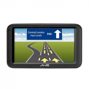"MIO M613LM WE 4.3"" Sat Nav UK & Europe"