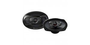 "Pioneer TS-A6924i 550W 6X9"" Speakers"