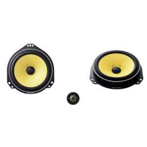 Pioneer TS-Q172C 220W 17cm Component Speakers