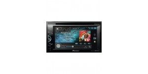 "PioneerAVH-X1600DVD 7"" Double Din Multimedia Center"