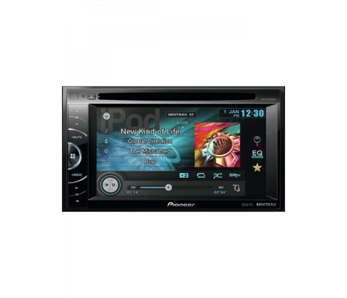"PioneerAVH-X1600DVD 7"" Double Din Multimedia Center"