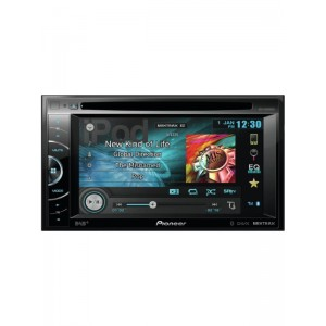 Pioneer AVH-X3600DAB DAB/CD/MP3 Double din Head unit with bluetooth + FREE DAB ANTENNA