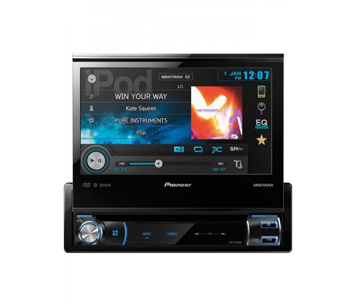 "Pioneer AVH-X7500BT 7"" Motorized Multimedia Station"