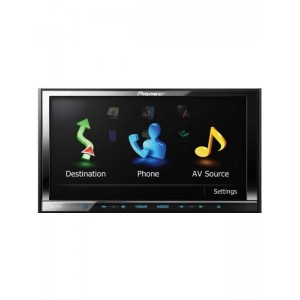 "Pioneer AVIC-F30BT 7"" Double Din Navigation System"
