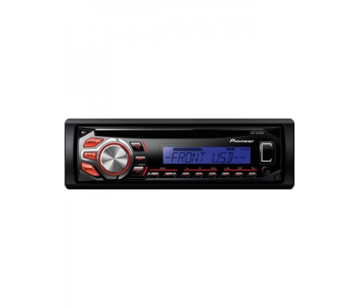 Pioneer DEH-1600UBB  CD/MP3 Head unit