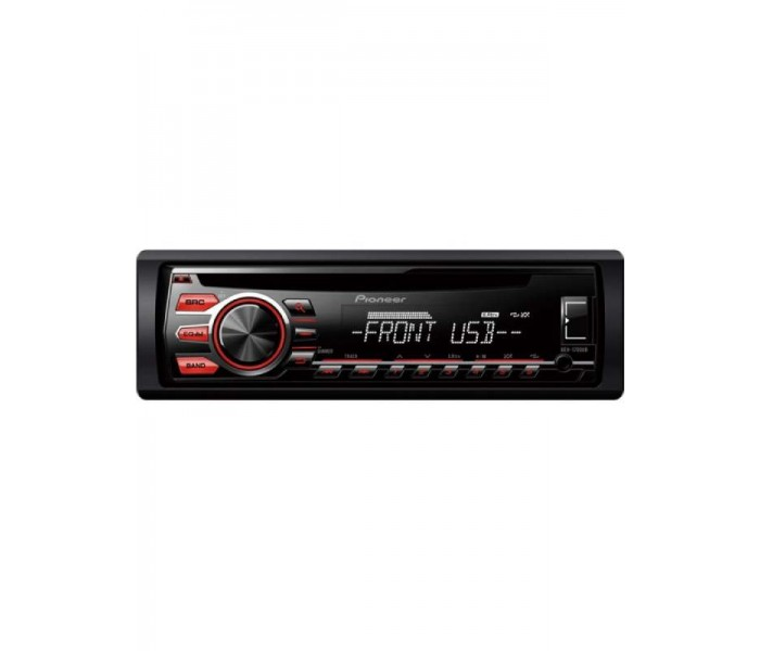 Pioneer DEH-1700UB CD/MP3 Head unit