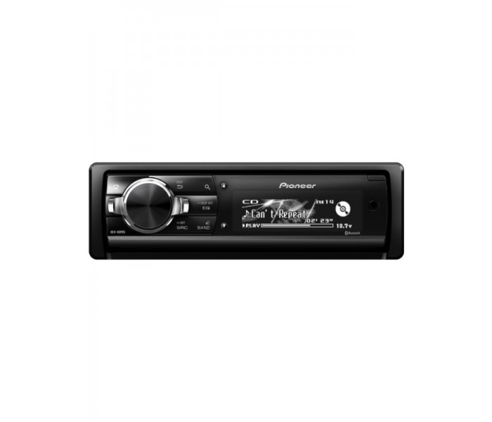 Pioneer DEH-80PRS Competition Grade CD/MP3 Head unit with BLuetooth