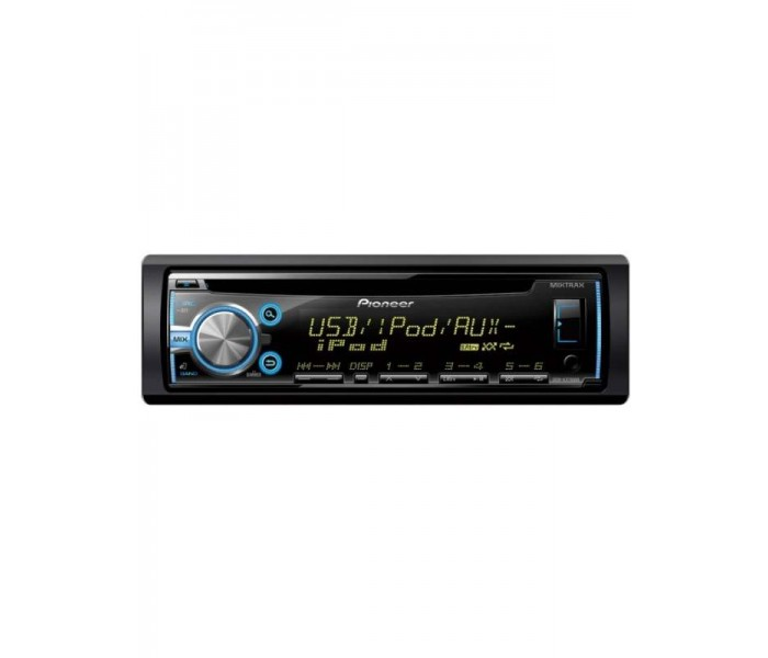 Pioneer DEH-X3700UI  CD/MP3/ipod Head unit
