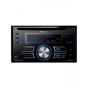Pioneer FH-P80BT CD/MP3 Double din Head unit with bluetooth