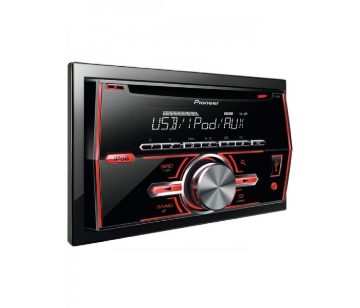 Pioneer FH460Ui CD/MP3 Double din Head unit