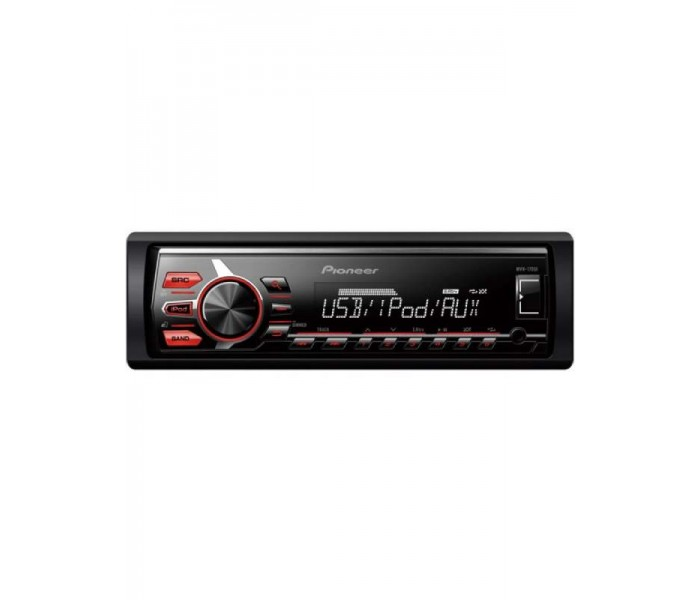 Pioneer MVH-170UB Mechless Head unit ipod control