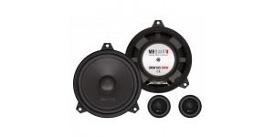 MB Quart QM165 E46 BMW - Custom Fit 16.5cm Component Car Speakers for BMW 3 Series E46