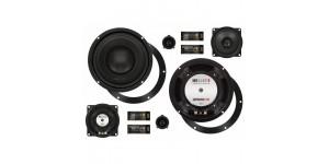 "MB Quart QM200.3 GOLF V - 20cm 8"" 3-Way Custom Fit Component Speakers for VW Golf V"
