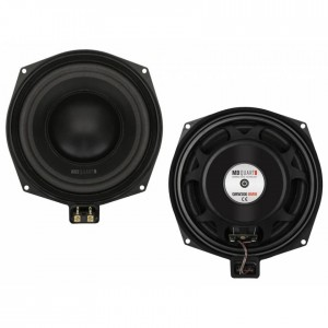 "MB Quart QMW200 BMW - 20cm 8"" Custom Fit Car Speakers for BMW 1, 3, 5 Series, X1"