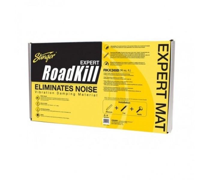 Stinger RKX36B Roadkill Sound Damping Bulk Pack