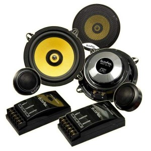Renault Clio In Phase SXT5.1C Speaker Upgrade Package