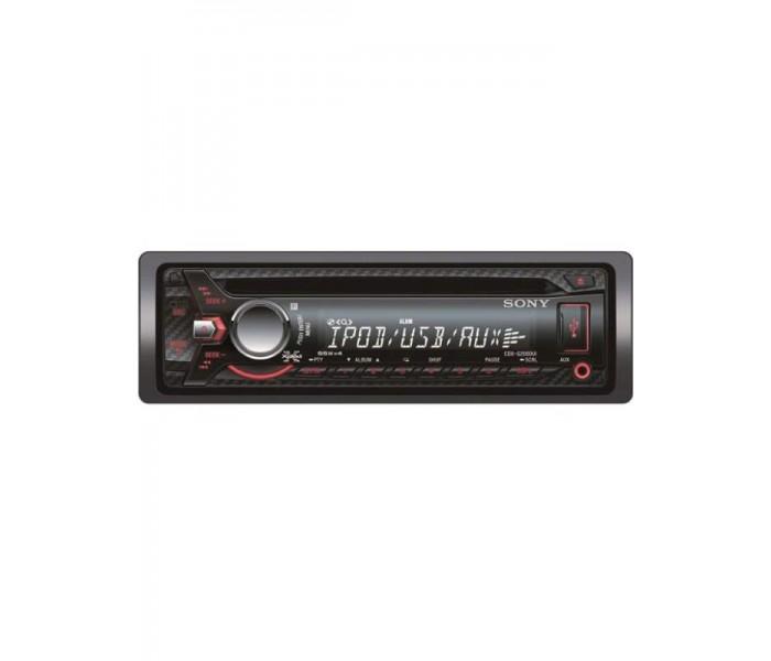 Sony CDX-G2000Ui CD/MP3 Head unit