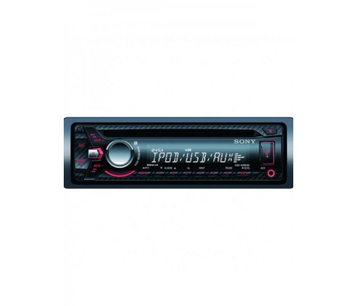 Sony CDX-G2001i CD/MP3 Head unit