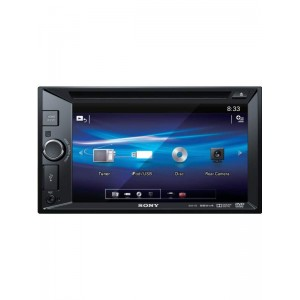 "Sony XAV-65 6.2"" Double Din Multimedia Center"