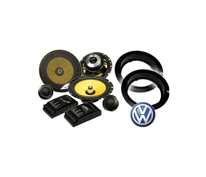 Eos Volkswagen Used: VW EOS In Phase SXT6.1C Speaker Upgrade Package