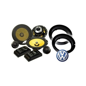 VW Passat 2000> In Phase SXT6.1C Speaker Upgrade Package