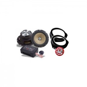 Vauxhall Astra In Phase XTC6CX Speaker Upgrade Package
