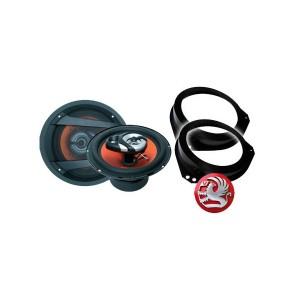 Vauxhall Corsa Juice JS63 Speaker Upgrade Package