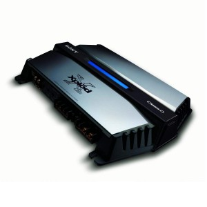 Sony XM-GTR3301D Class D Mono Subwoofer amplifier 1100 Watts max power