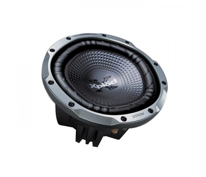"Sony XS-GTR100L 1200 watts 10"" subwoofer with enclosure"