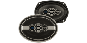 "Hifonics Zeus ZXi 693 - 6"" x 9"" Zeus ZXi Series 3-way Car Speakers"