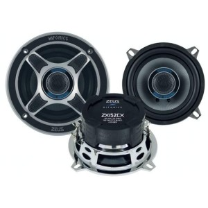 "Hifonics Zeus ZXi 52CX - 5-1/4"" Zeus ZXI Series Speakers"