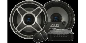 "Hifonics Zeus ZXi6.5C - 6-1/2"" Zeus ZXI Series Component System"