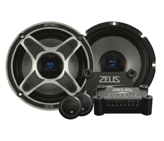 car speakers hifonics zeus zxi6 5c 6 1 2 zeus zxi. Black Bedroom Furniture Sets. Home Design Ideas