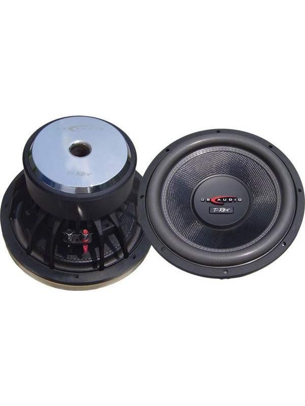 Db audio t rex12 3000w 12 quot subwoofer