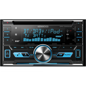 Kenwood DPX-7000DAB DAB /BT/ CD/ USB /iPod /Android inc DAB Aerial