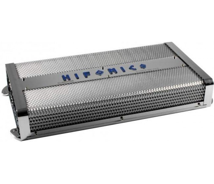 Hifonics GLX1400.1D - 1400W RMS Class D Monoblock Gladiator Series Amplifier